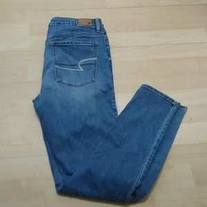 3/22$ American Eagle outfitters high rise jegging